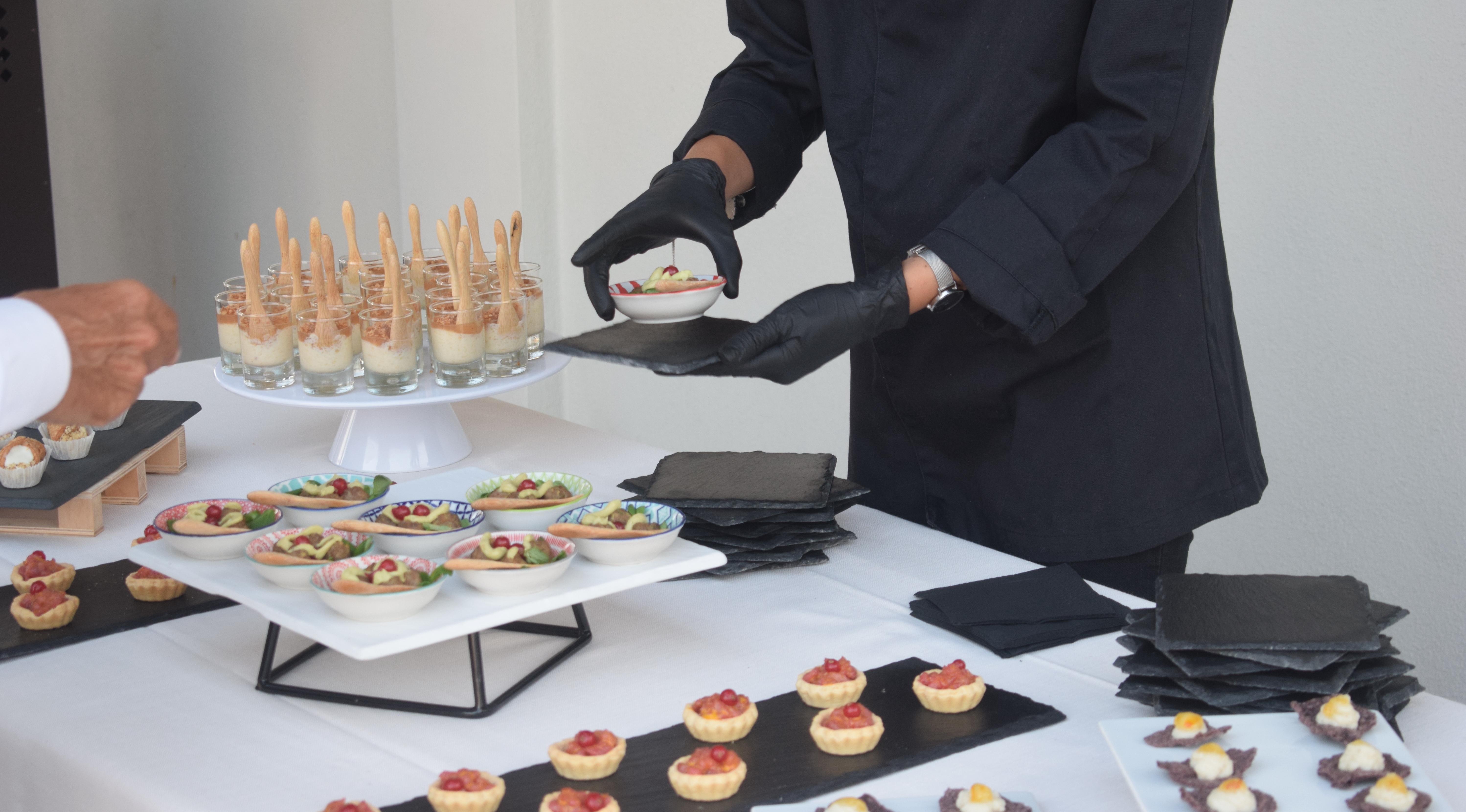 Aperitivo Catering Milano
